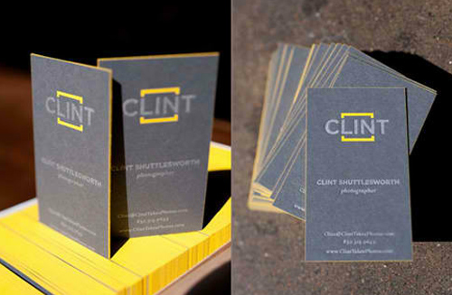 Business Card for: Clint Shuttlesworth