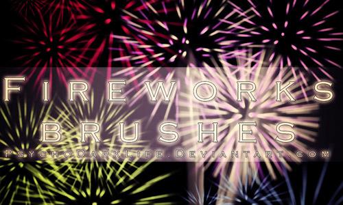 fireworks brushes photoshop