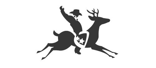 CHRISTMAS STAMPEDE logo