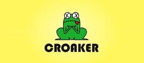 Croaker logo