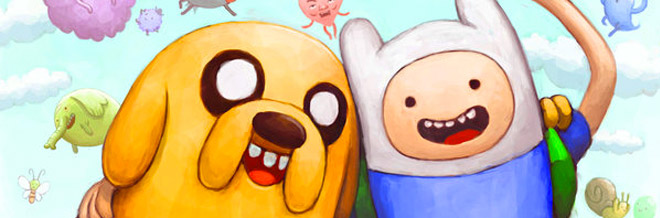 33 Adventure Time Illustration Artworks