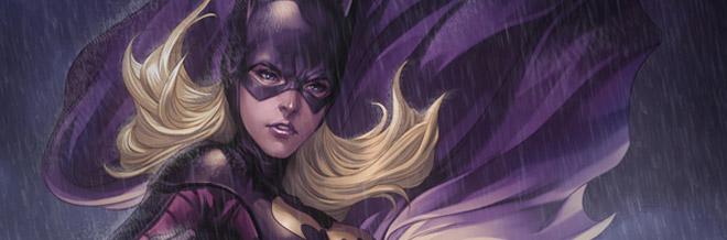 35 Amazing Batgirl Illustration Artworks