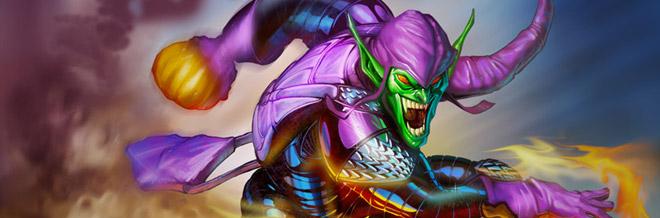 22 Wicked Green Goblin Artworks