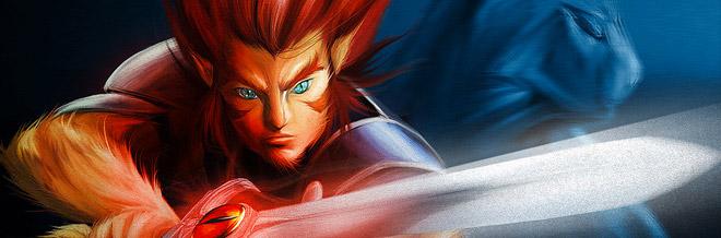 22 Lion-O of ThunderCats Artworks