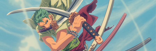24 Roronoa Zoro Illustration Artworks