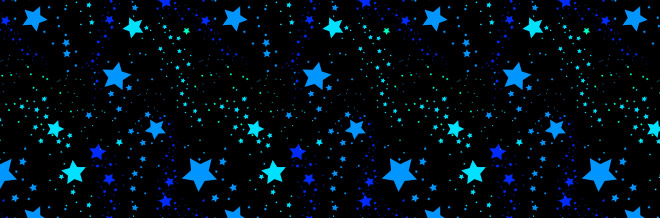 A Collection of 100+ Sparkling Star Patterns