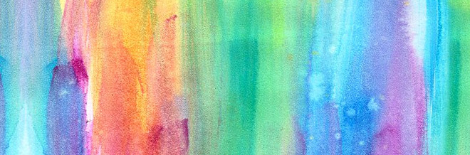 35 Colorful Examples of Watercolor Texture