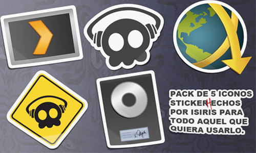 Icon Sticker Pack programs