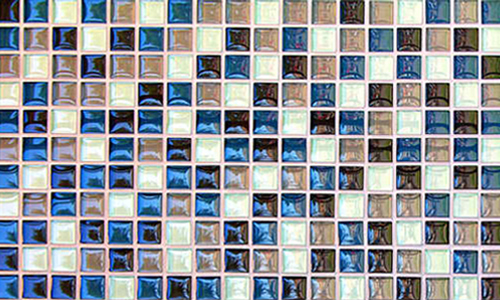 glass tile texture