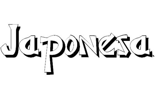 japonesa font