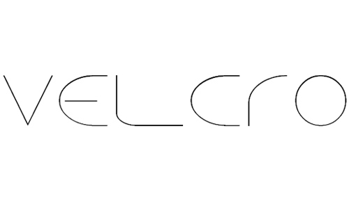 velcro font