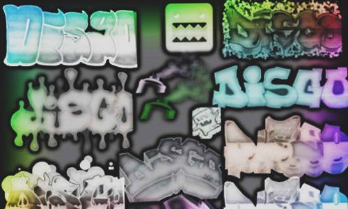 Graffiti Brush Pack
