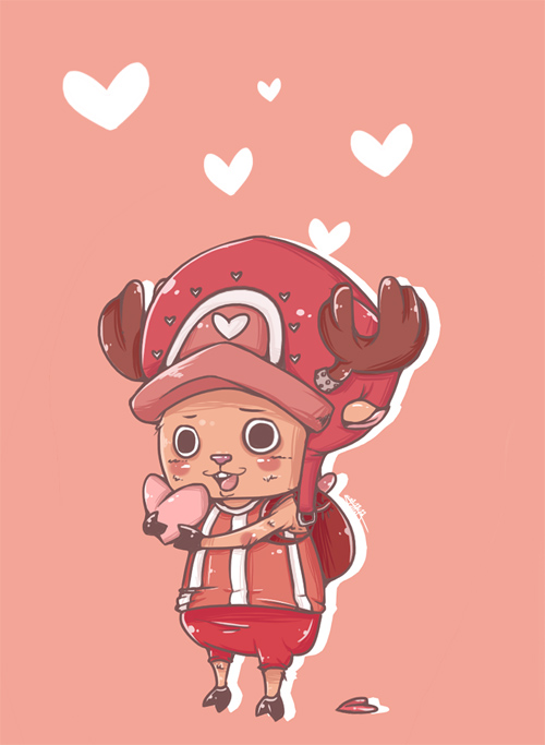 Chopper Valentine