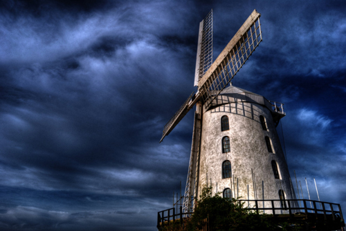 blennervile windmill