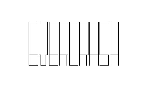 evercrash font