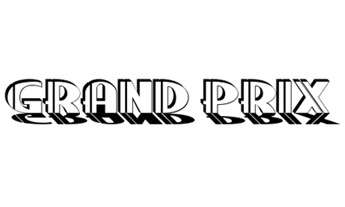Grand Prix font