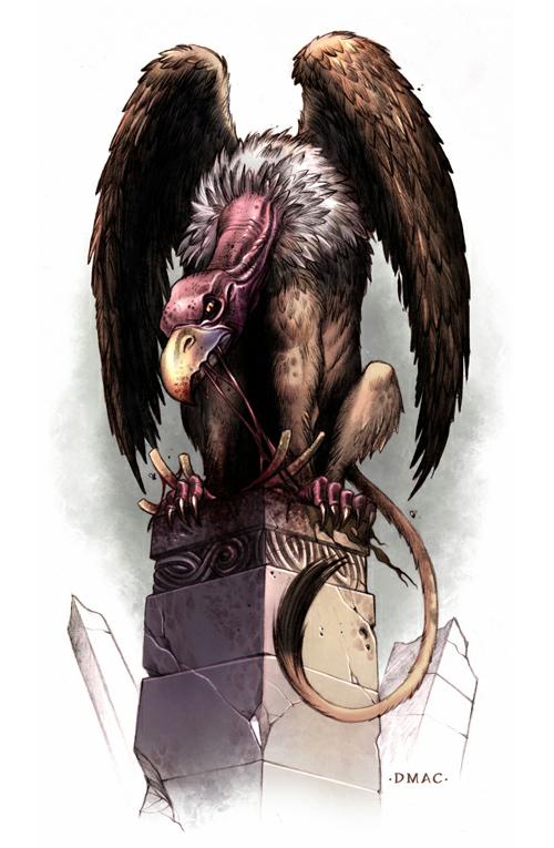 Vulture Sphinx