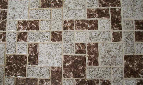 Retro Brown Tile