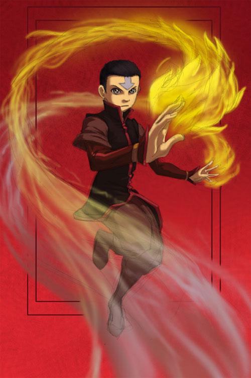 Aang Hair?