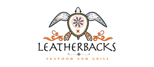 Leatherbacks logo