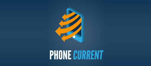 Phone Current logo