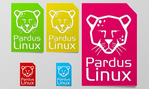 Pardus Stickers
