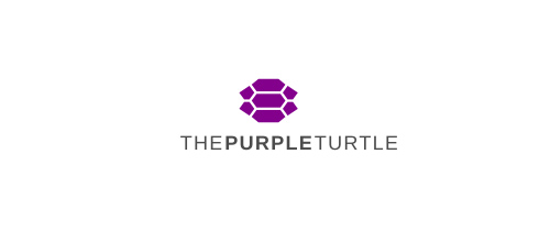 The Purple Turtle logo