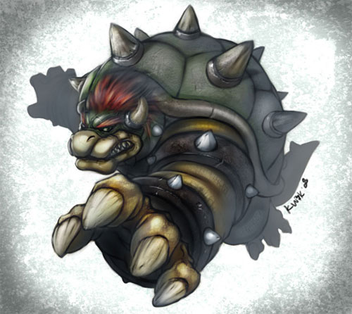 Super Smash Bowser