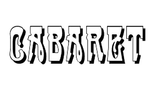Cabaret font