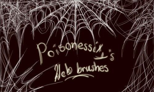 Photoshop Web Brush Pack