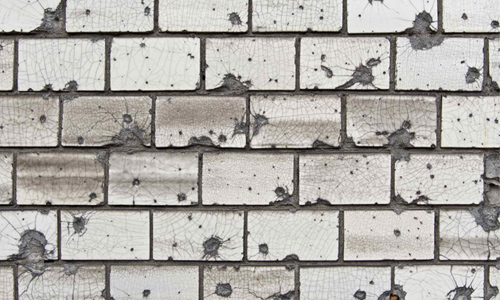 cracked tiles texture