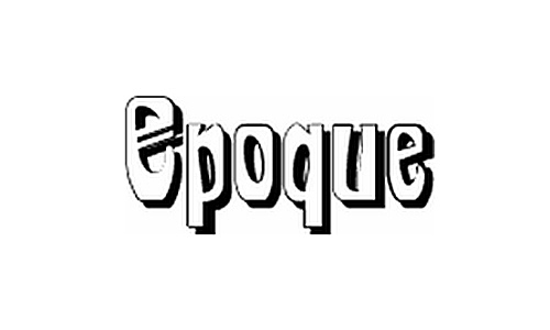 Epoque Shadow font