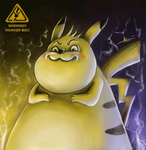 DarK Pikachu