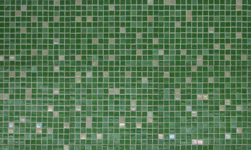 Green tile small