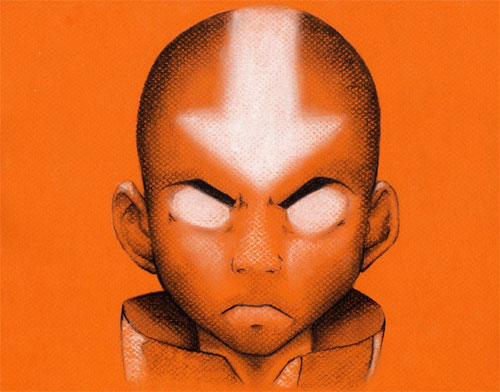 The Avatar: Aang