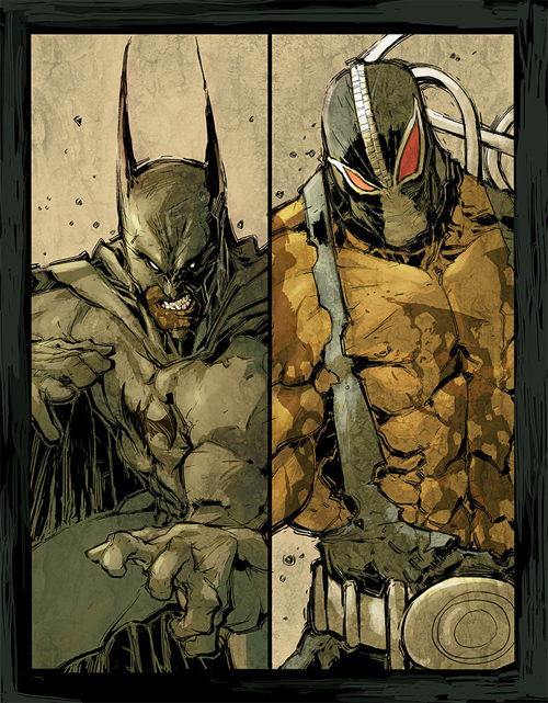 batman vs bane part 3