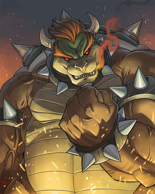BOWSER: KING OF THE KOOPAS