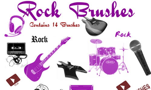 Rock Brushes