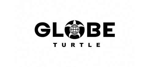 Globe Turtle logo