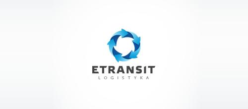 logistics company logo