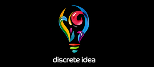 descrete idea logo