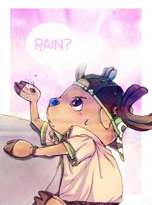 OP: Rain?