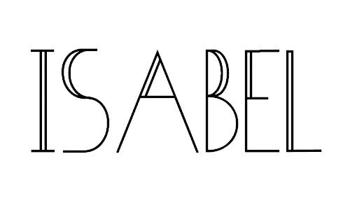 isabel font