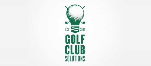 Golf Club Solutions logo