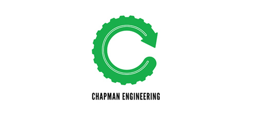 Chapman Engineering Branding