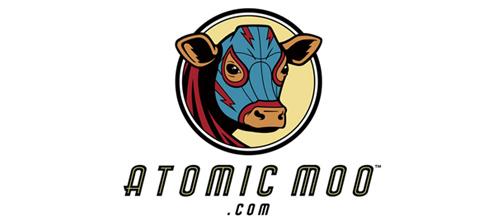 Atomic Moo Logo