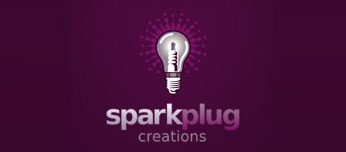 Sparkplug Creations logo