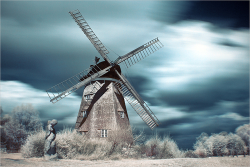 The dutch windmill