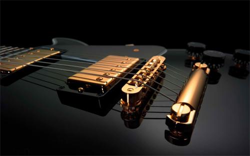 Beautiful Guitar Wallpaper