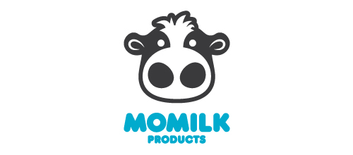 Momilk logo